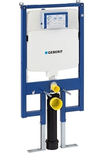 Geberit Sigma Gömme Rezervuar - 8 Cm Duofix