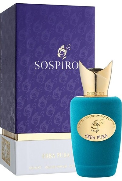 Sospiro Erba Pura Edp 100 ml Parfüm