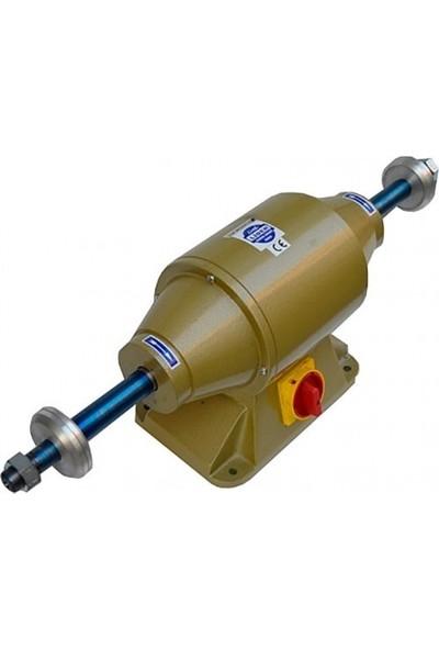 Li̇der 1 Hp Monofaze Poli̇saj Motoru - 220 Volt - Tez Faz-Monofaze Elektri̇k İle Çalişir