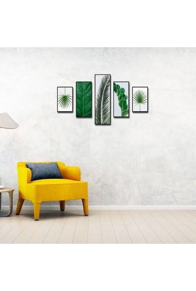 Dekolia By Foresta Concept 5'li Mdf Tablo DKP187