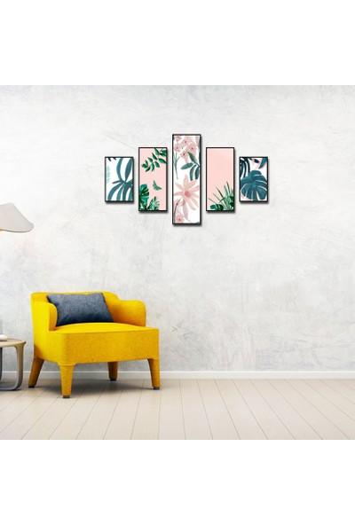 Dekolia By Foresta Concept 5'li Mdf Tablo DKP120
