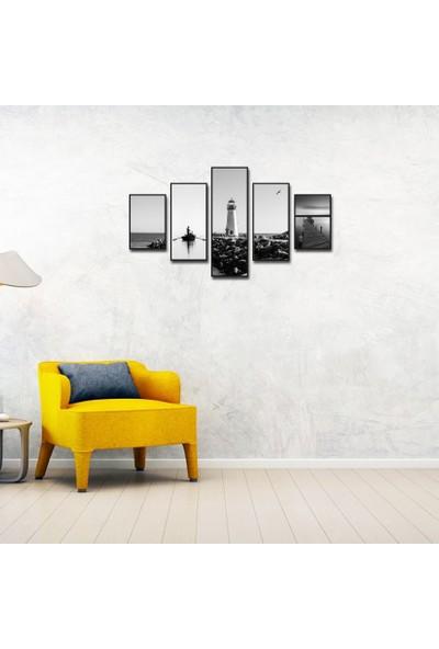 Dekolia By Foresta Concept 5'li Mdf Tablo DKP108