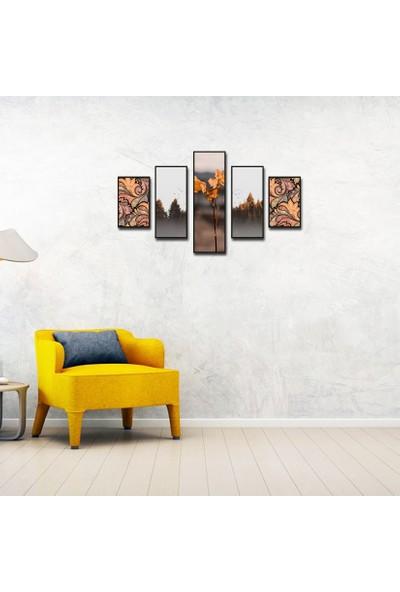 Dekolia By Foresta Concept 5'li Mdf Tablo DKP183