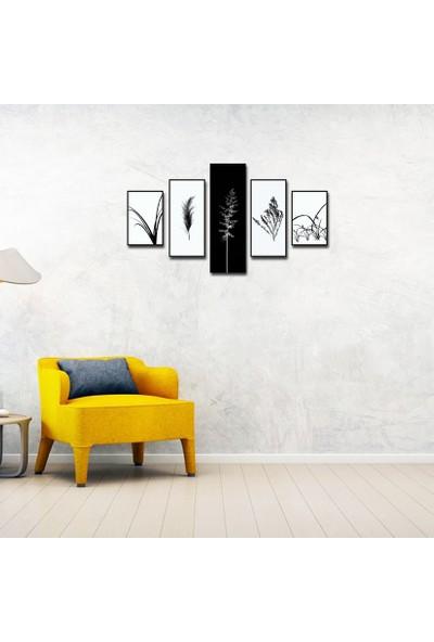 Dekolia By Foresta Concept 5'li Mdf Tablo DKP107