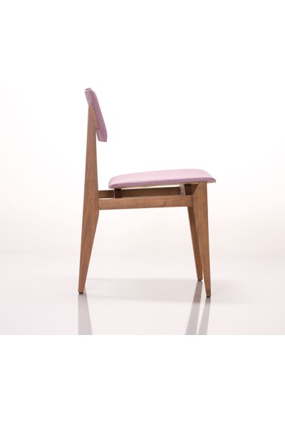 Jeleset Vintage Sandalye Lila