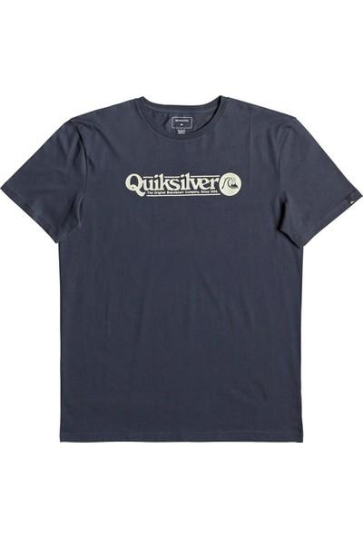 Quıksılver Arttickless M Tees Koyu Mavi Erkek Kısa Kol T-Shirt