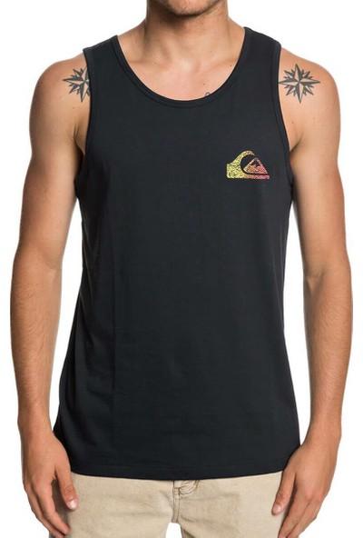 Quıksılver Timewarptank M Tees Siyah Erkek Kolsuz T-Shirt