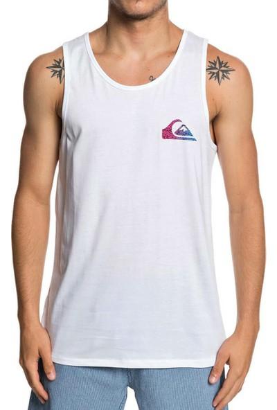 Quıksılver Timewarptank M Tees Beyaz Erkek Çocuk Kolsuz T-Shirt