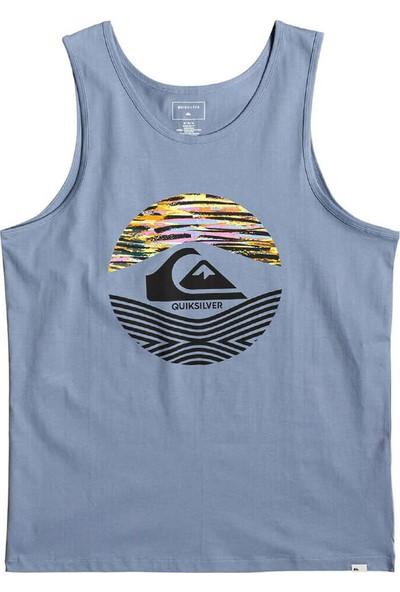 Quıksılver Stampedtank M Tees Açik Mavi Erkek Çocuk Kolsuz T-Shirt