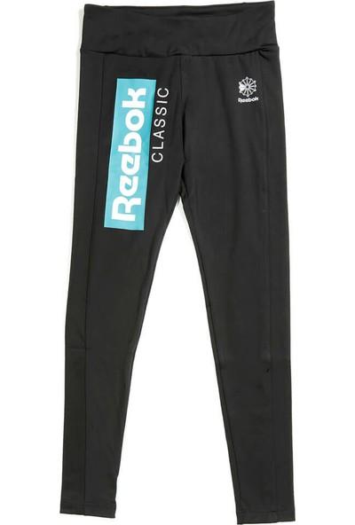 Reebok Cl R Legging Siyah Kadın Tayt