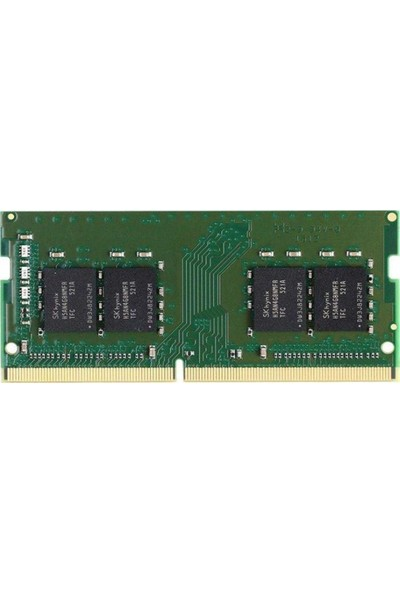Kingston 16GB 2666MHz DDR4 Ram KVR26S19D8/16