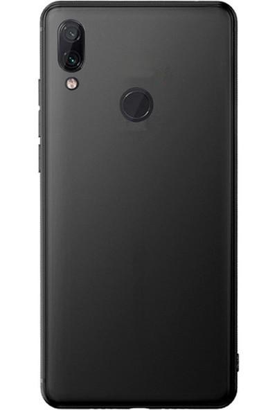 Microcase Xiaomi Redmi 7 Elektrocase Serisi Silikon Tpu Kılıf - Siyah