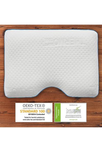 Viscotex Horlama Yastığı 54x40x11 cm / Anti-Snore Pillow