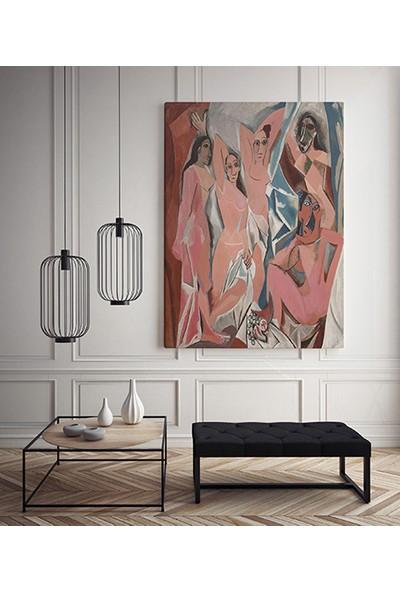 Moda Duvar Pablo Picasso-Avignonlu Kizlar 70X100 Cm Rssm-2019020