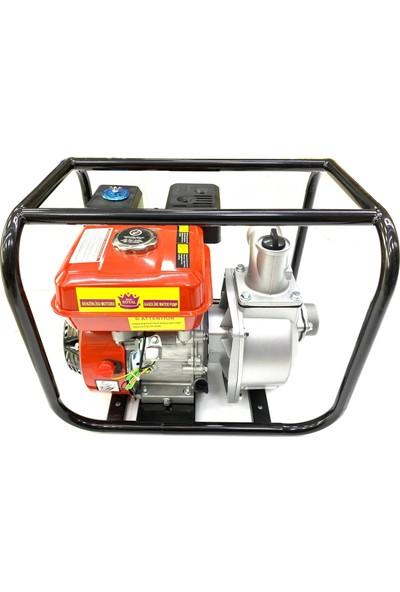 """Öm - Ka Royal Benzinli Su Pompası 3"""" 6.5 Hp"""