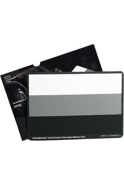 X-Rite Colorchecker Grayscale Card