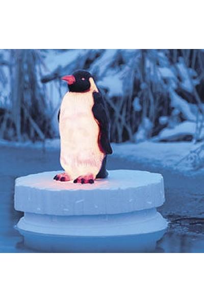 Heissner Süs Havuzu Buz Önleyi̇ci̇ Işikli Penguen