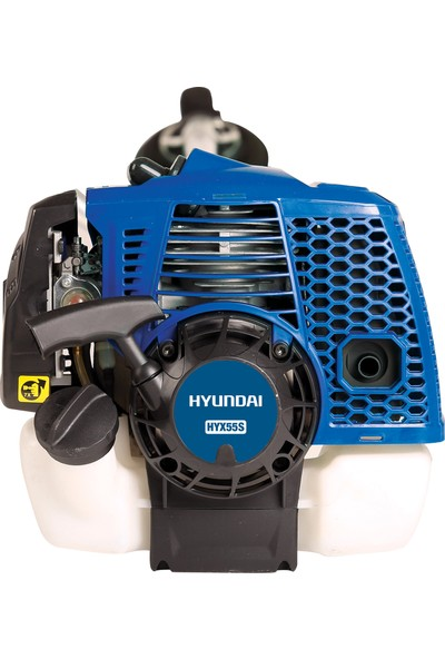 Hyundai HYX55S Motorlu Sırt Tırpan Testere Hediyeli
