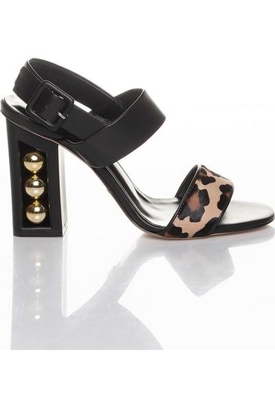 Efem 18-129 Kadın Deri Ayakkabı