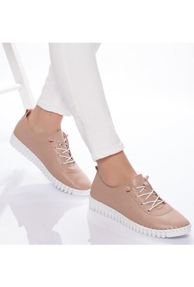 Efem 1003 Kadın Deri Ayakkabı