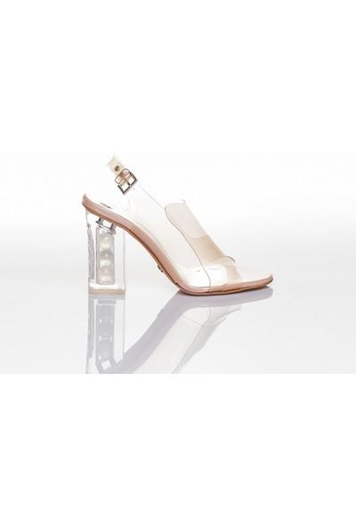 Efem 81-150 Kadın Deri Ayakkabı