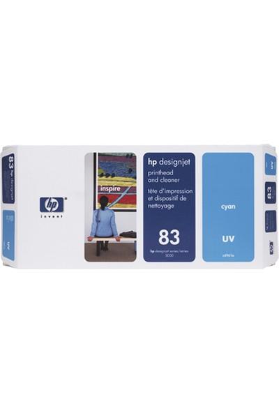HP C4961A Mavi Baskı Kafası 83