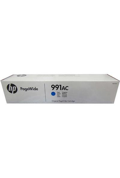 HP X4D10AC Mavi Kartuş 991AC