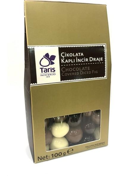 Tariş Çikolata Kaplamalı İncir Draje 100 gr