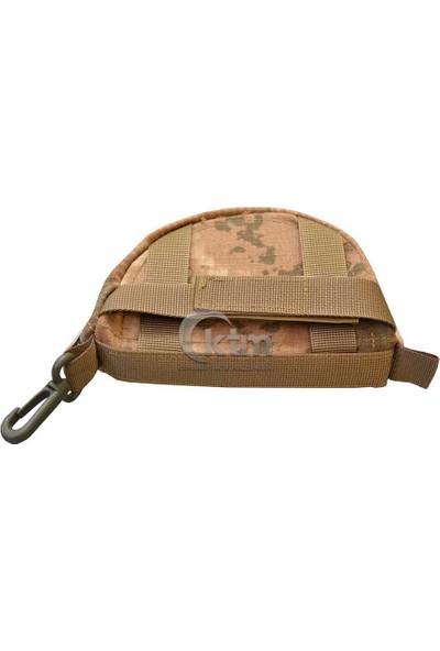 Ktm Taktik Gözlük Kılıfı Jandarma Kamuflajı