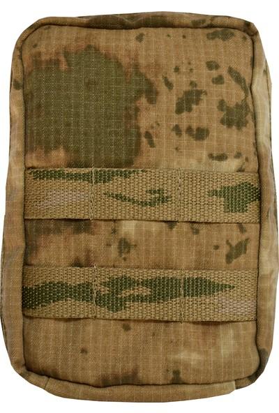 Ktm Genel Maksat/İlk Yardım Cebi Jandarma Kamuflajı