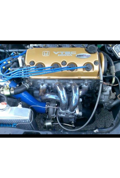 Custom Honda D Serisi Turbo Egzoz Manifolt