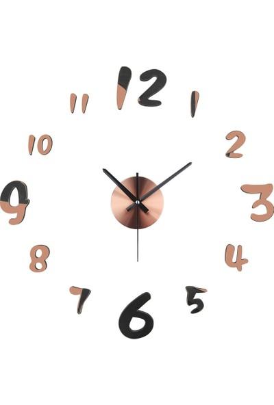 Dıy Clock Dekoratif Duvar Saati