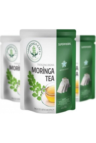 Moringa Çayı 6' lı