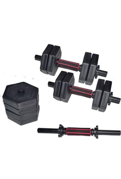 Mrtspor 20 kg Dambıl Ayarlanabilir Set