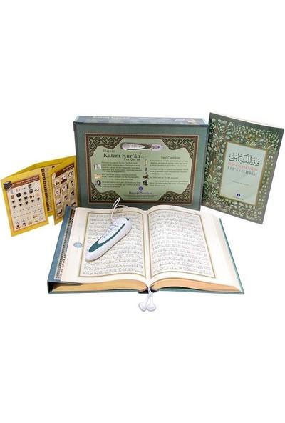 Hayrat Kur'an Kalemi - Kur'an Okuyan Kalem ve Rahle Boy Kur'an-ı Kerim