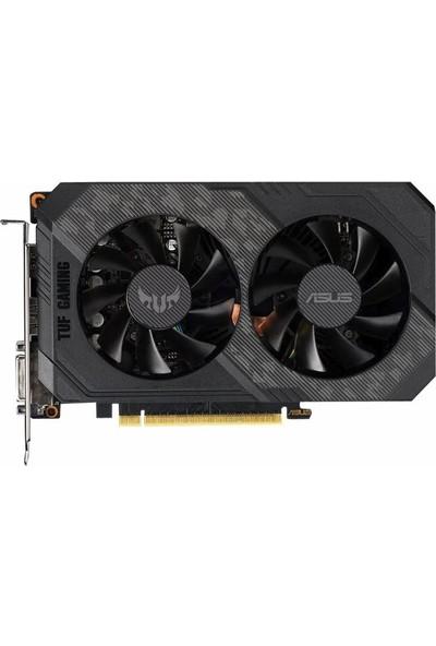 Asus TUF GeForce GTX 1660 Ti Gaming OC 6GB 192Bit GDDR6 (DX12) PCI-E 3.0 Ekran Kartı (TUF-GTX1660TI-O6G-GAMING)
