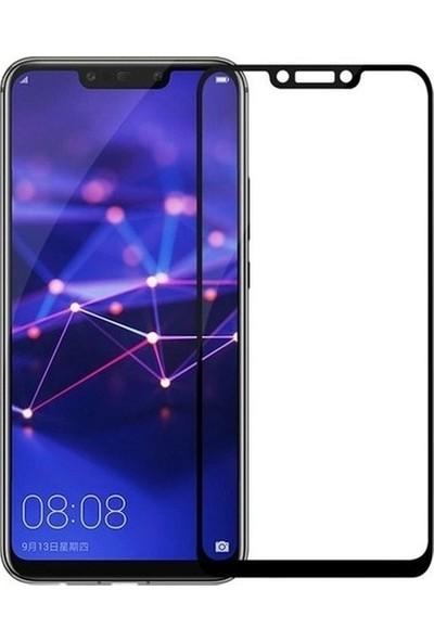 Cepaksesuarcim Huawei Mate 20 Lite Tam Kaplayan 5D Ekran Koruyucu Cam