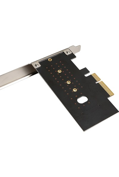 Alfais 4446 Pci-E Express 3.0 X4 To Nvme M.2 M Key Ngff SSD Çevirici Dönüştürücü Kart Adaptör