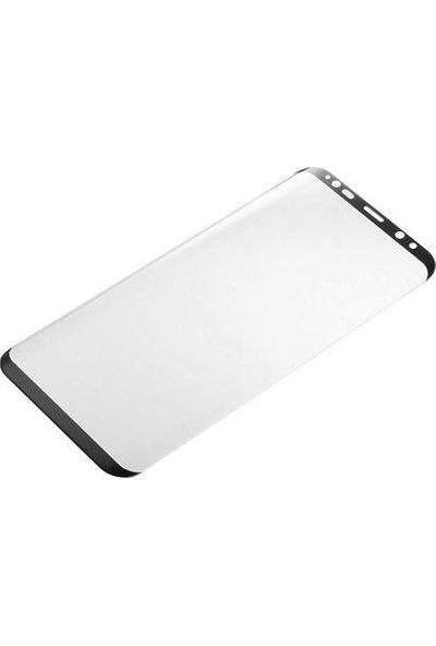 Cellular Line Samsung Galaxy S8 Plus Second Glass Ultra Curved Çerçeveli Ekran Koruyucu
