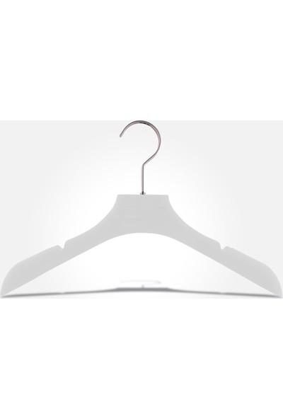 Akal Batu Abcs Soft Touch Kaplamalı Elbise Askısı
