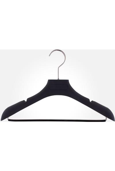 Akal Batu Abcs Soft Touch Kaplamalı Barlı Elbise Askısı