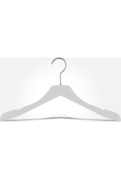 Akal Batu Bps Soft Touch Kaplamalı Elbise Askısı