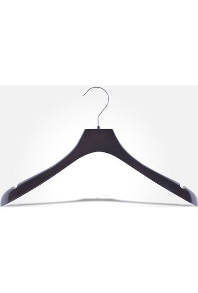 Akal Batu Kaps Soft Touch Kaplamalı Elbise Askısı