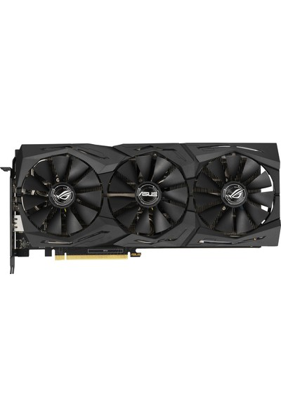 Asus ROG Strix GeForce RTX 2060 Gaming 6GB 192Bit GDDR6 (DX12) PCI-E 3.0 Ekran Kartı (STRIX-RTX2060-6G-GAMING)