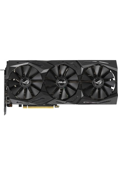 Asus ROG Strix GeForce RTX 2070 Gaming Advanced Edition 8GB 256Bit GDDR6 (DX12) PCI-E 3.0 Ekran Kartı (STRIX-RTX2070-A8G-GAMING)
