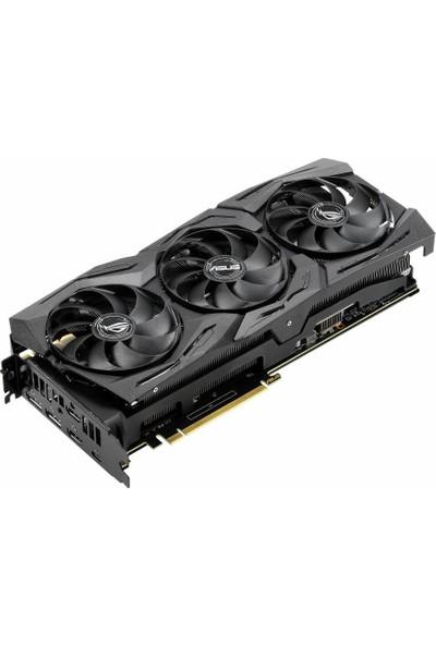 Asus ROG Strix GeForce RTX 2080 Gaming Advanced Edition 8GB 256Bit GDDR6 (DX12) PCI-E 3.0 Ekran Kartı (STRIX-RTX2080-A8G-GAMING)