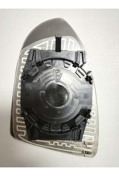 Spj Volkswagen Polo 2010-18 Elektrikli Isıtmalı Ayna Camı Sol