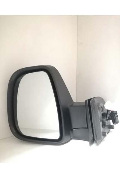 Art Peugeot Partner Tepee 2013 Elektrıklı Sol Dikiz Aynası