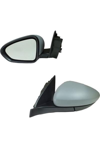 Art Fiat Egea Elektrikli Isıtmalı Komple Sol Dikiz Aynası