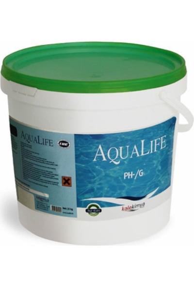 Aqualife Ph-/g Havuz Ph Düşürücü Toz Havuz Kimyasalı 25 kg